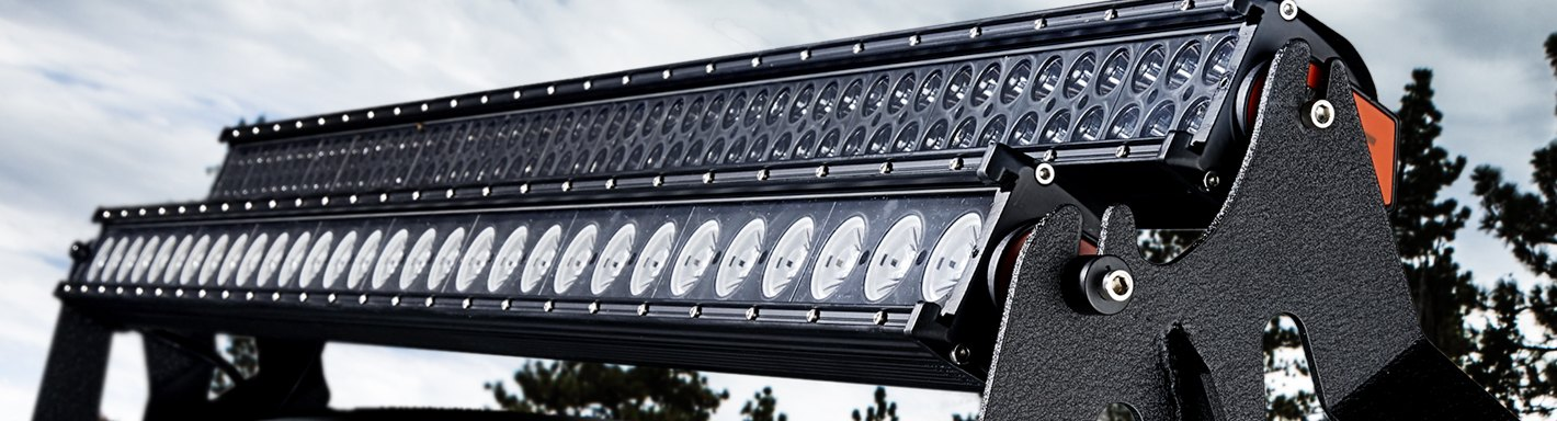 Mitsubishi Off-Road Lights