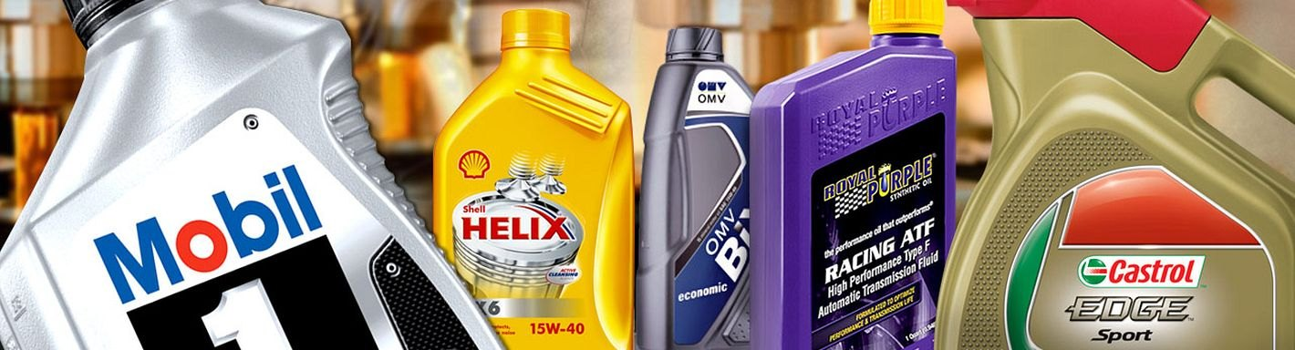 Smart Car Oils, Fluids, Lubricants