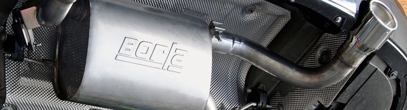 GMC Performance Exhaust Systems