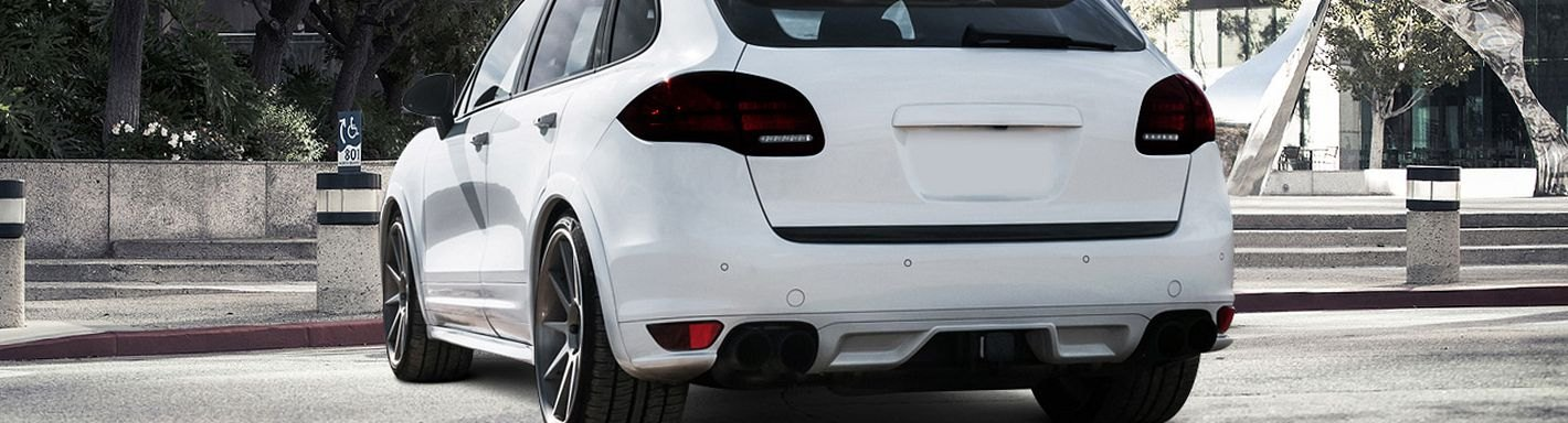 Porsche Cayenne Custom Headlight Amp Tail Light Covers