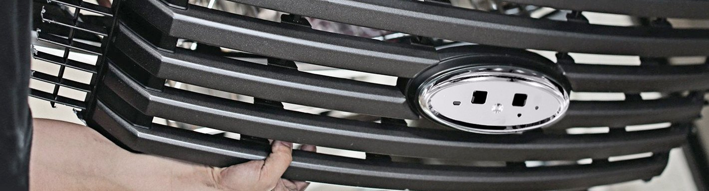 Chevy Caprice Replacement Grilles