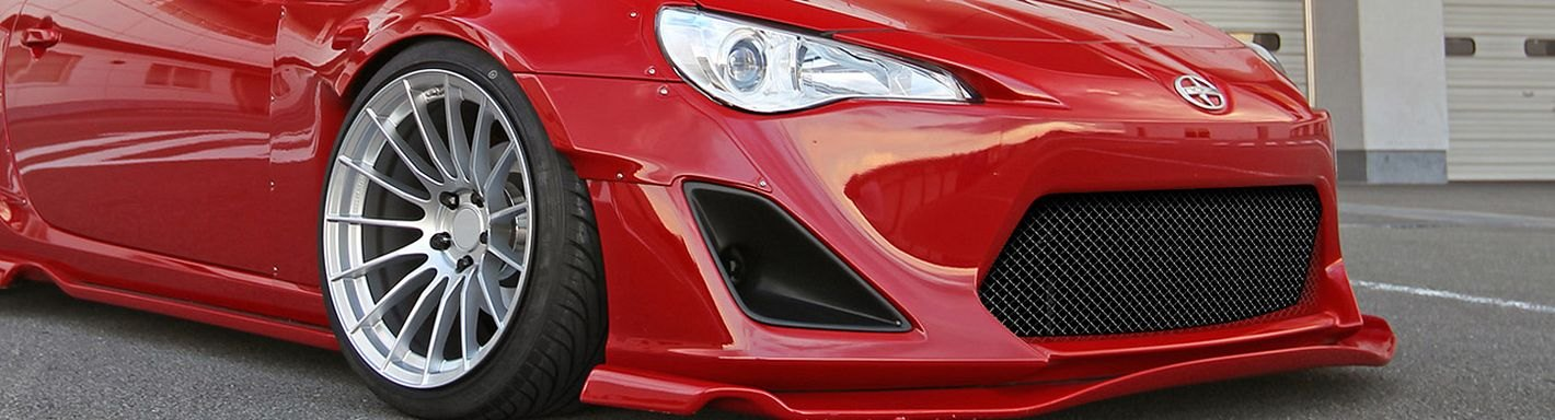 Scion FR-S Custom Grilles - 2013