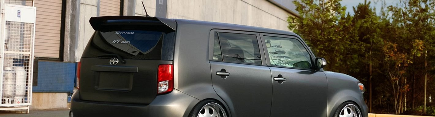 Scion xB Spoilers