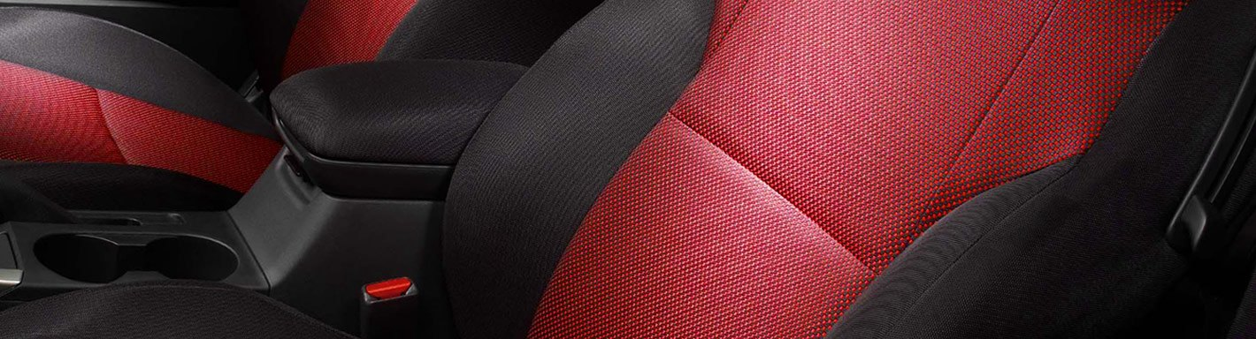Volvo S40 Seat Covers - 2010