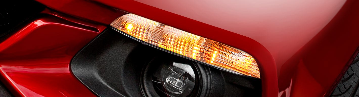 GMC G-Series Signal Lights - 1972