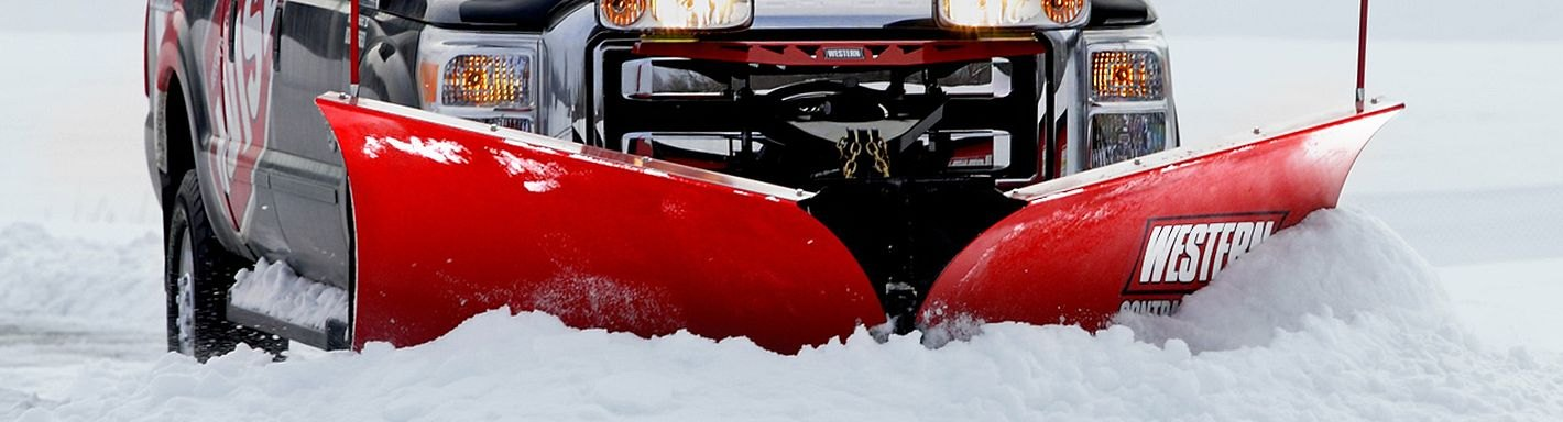 Chevy Snow Plows
