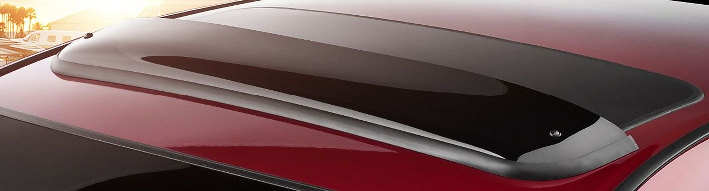 Toyota Highlander Sunroof Visors - 2013