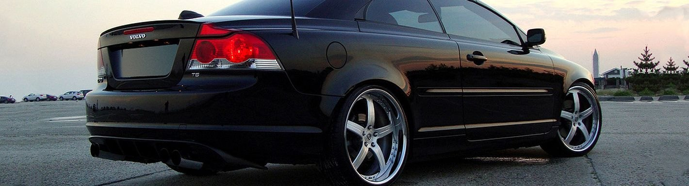 Volvo C70 Rims & Custom Wheels - CARiD.com