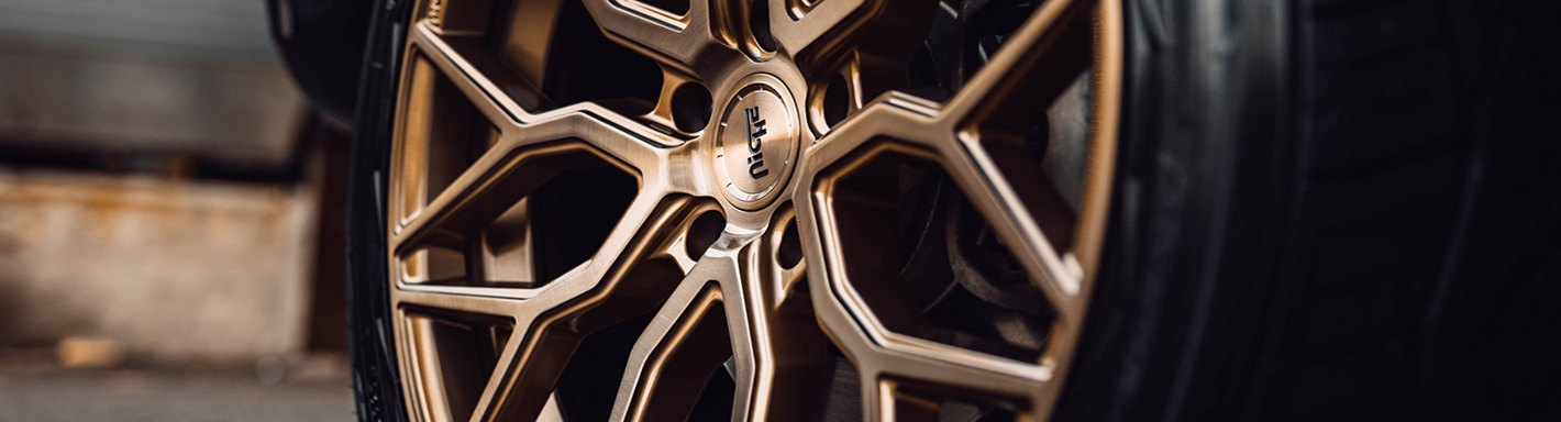 Chevy Corvette Wheels - 1990