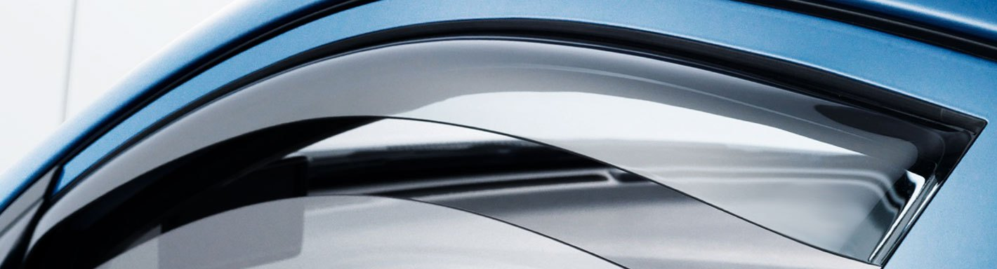 Isuzu Wind Deflectors