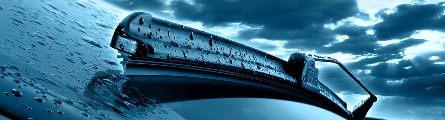 Lexus IS Wiper Blades - 2004