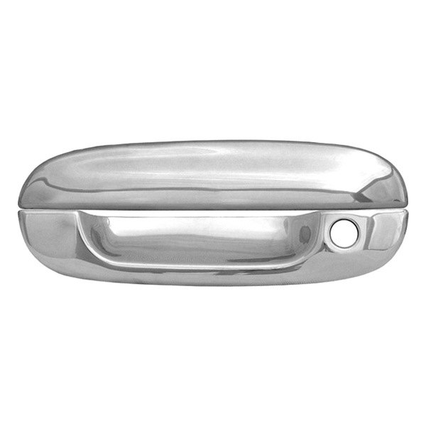 Cci Ccidh68131b Chevy Trailblazer 2002 2009 Chrome Door Handle Covers Without Passenger Side