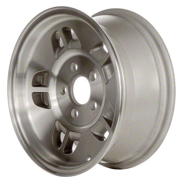 Ford Ranger Lug Pattern >> 1997 Ford ranger wheel size
