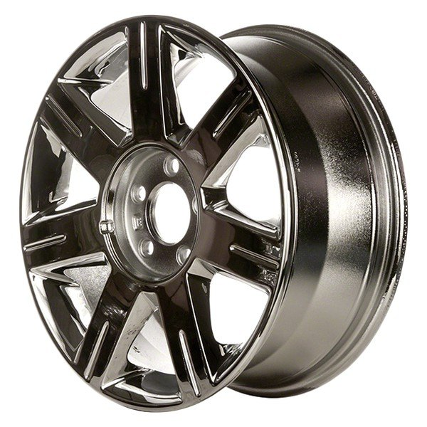 """Cadillac DTS 2006-2008 17"""" Remanufactured 7 Spokes"""