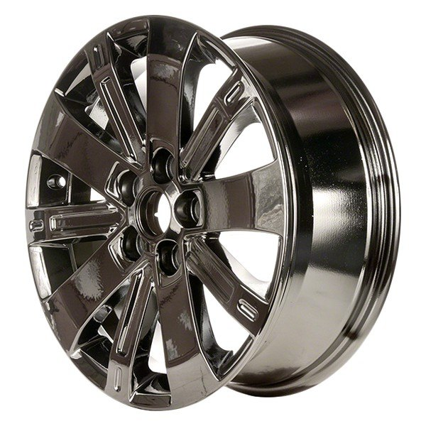 cci chevy equinox 2010 2012 18 remanufactured 10 spokes factory alloy wheel. Black Bedroom Furniture Sets. Home Design Ideas