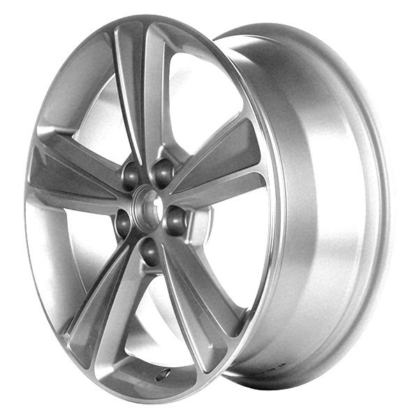 cci chevy cruze 2012 2015 17 remanufactured 5 spokes factory alloy wheel. Black Bedroom Furniture Sets. Home Design Ideas