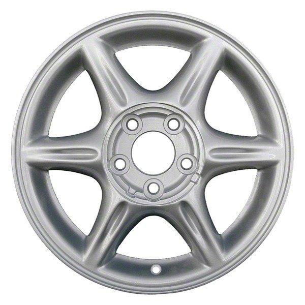 """Oldsmobile Alero 2000 2001 Remanufactured: Oldsmobile Alero 1999 15"""" Remanufactured 6 Spokes"""