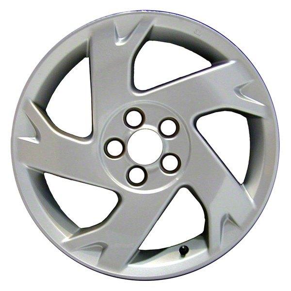 cci pontiac vibe 2003 2008 16 remanufactured 5 spokes factory alloy wheel. Black Bedroom Furniture Sets. Home Design Ideas