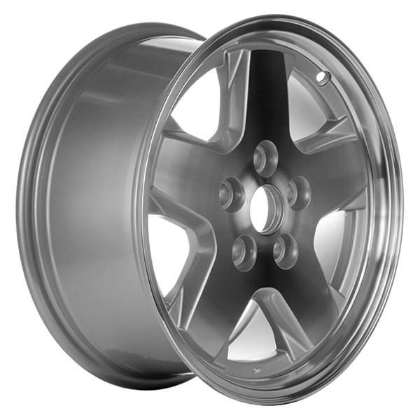 """2002 Jeep Liberty Exterior: Jeep Liberty 2002-2007 16"""" Remanufactured 5 Spokes"""