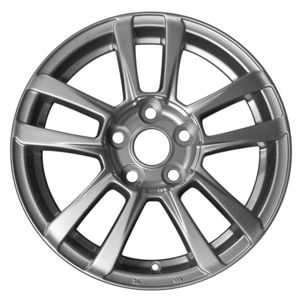 cci scion xb 2008 2012 16 remanufactured 10 spokes factory alloy wheel. Black Bedroom Furniture Sets. Home Design Ideas