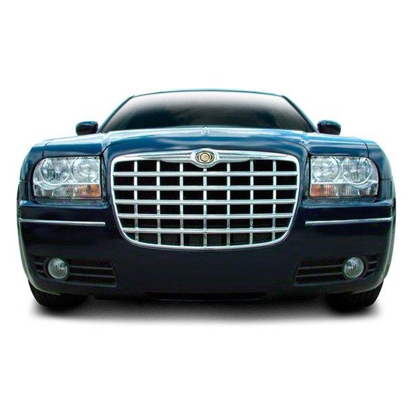 Chrysler 300 Chrome Bentley Mesh Grille  |Chrysler 300 Grills