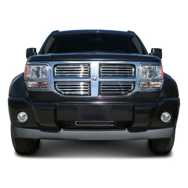 cci iwcgi50 dodge nitro 2007 2009 chrome grille skin. Cars Review. Best American Auto & Cars Review