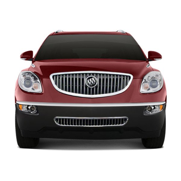 Buick Enclave 2008-2012 Chrome Grille Overlay