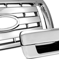 CCI Chrome Tailgate Handle Cover