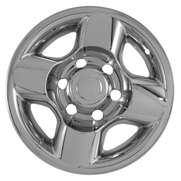 cci nissan frontier 2000 2002 chrome impostor wheel. Black Bedroom Furniture Sets. Home Design Ideas