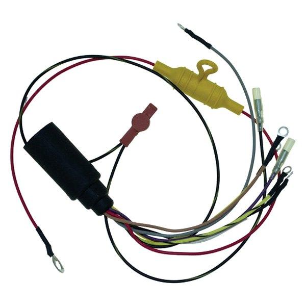 cdi electronics 174 414 3443 mercury mariner wiring harness