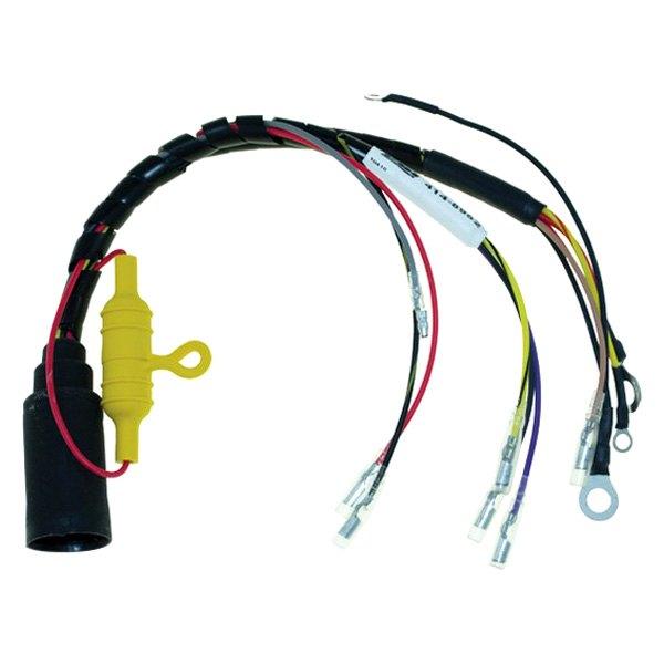 cdi electronics 174 414 8952 mercury mariner wiring harness
