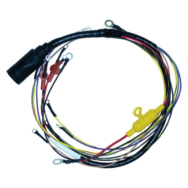 cdi electronics 174 414 6220a12 mercury mariner wiring harness