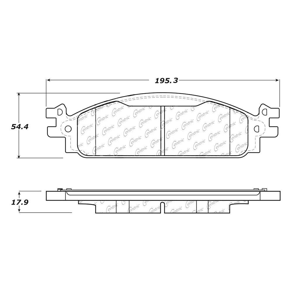 2015 Ford Taurus Se: Ford Taurus Limited / SE / SEL 2013-2015 C-Tek