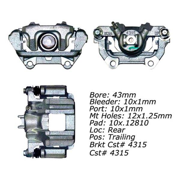 Acura MDX 2007-2013 Remanufactured Semi-Loaded