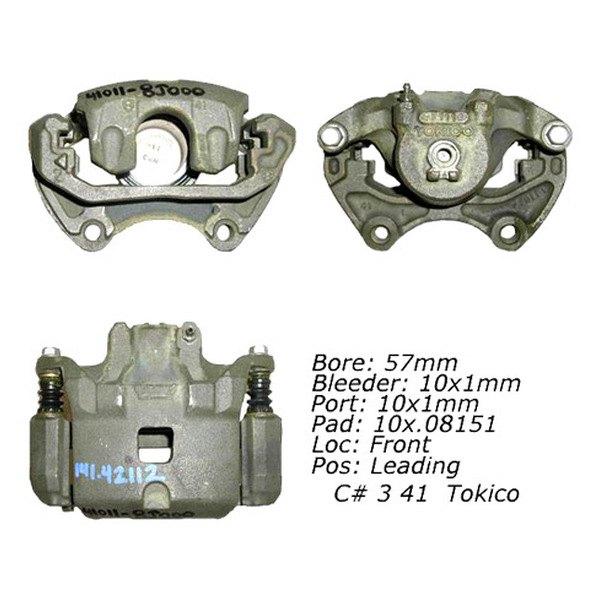 Centric® - Infiniti I35 2002-2004 Remanufactured Semi ...