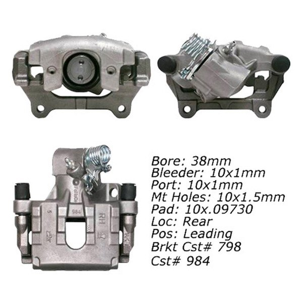 Mazda 06 For Sale: For Mazda 5 06-10 Remanufactured Semi-Loaded Rear