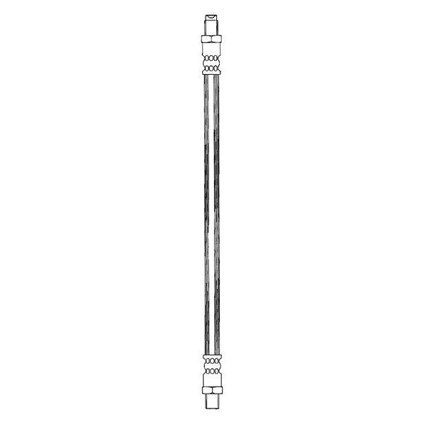 Left Genuine Hyundai 82710-25010 Door Grip Handle Assembly