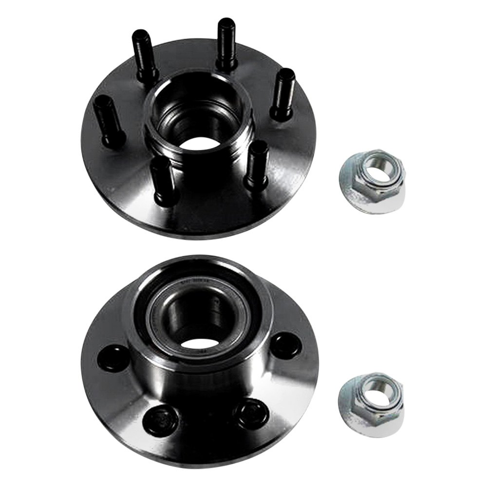 Axle Bearing and Hub Assembly-C-TEK Hubs Rear Centric 400.44006E Automotive