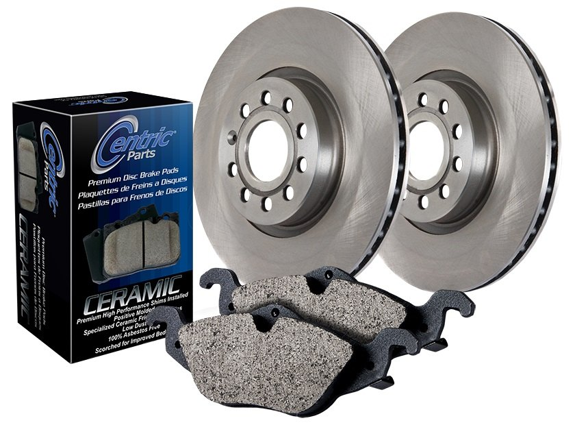 Centric Select Axle Pack
