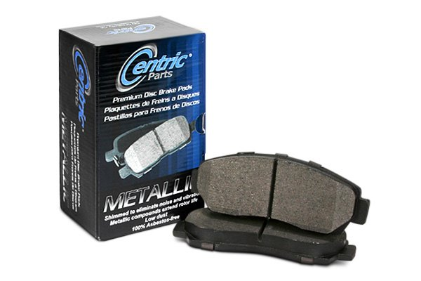 Premium Metallic Brake Pads