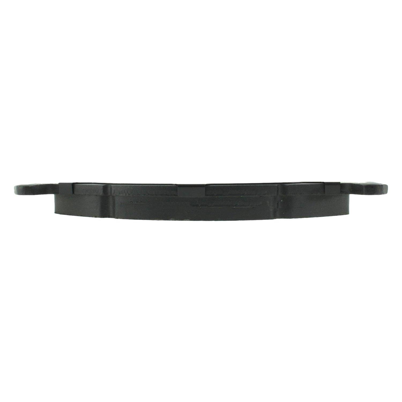 Disc Brake Pad Set-C-TEK Metallic Brake Pads Front Centric 102.02030