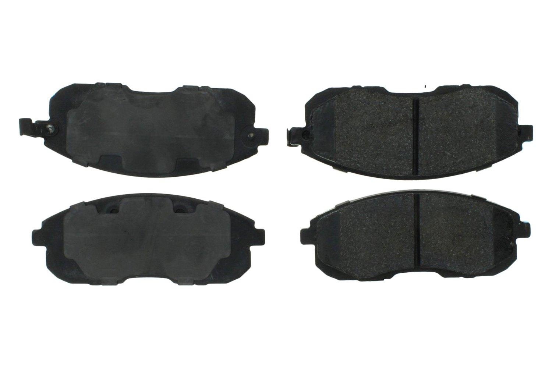Disc Brake Pad Set-C-TEK Metallic Brake Pads Front Centric 102.06530