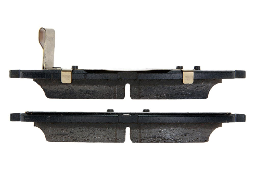 Disc Brake Pad Set-C-TEK Ceramic Brake Pads Front Centric 103.18860