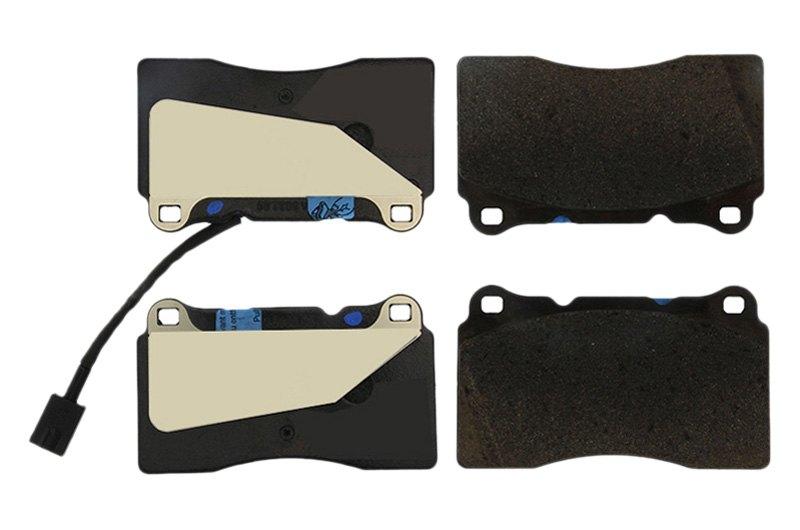 Centric Parts 104.03680 104 Series Semi Metallic Standard Brake Pad