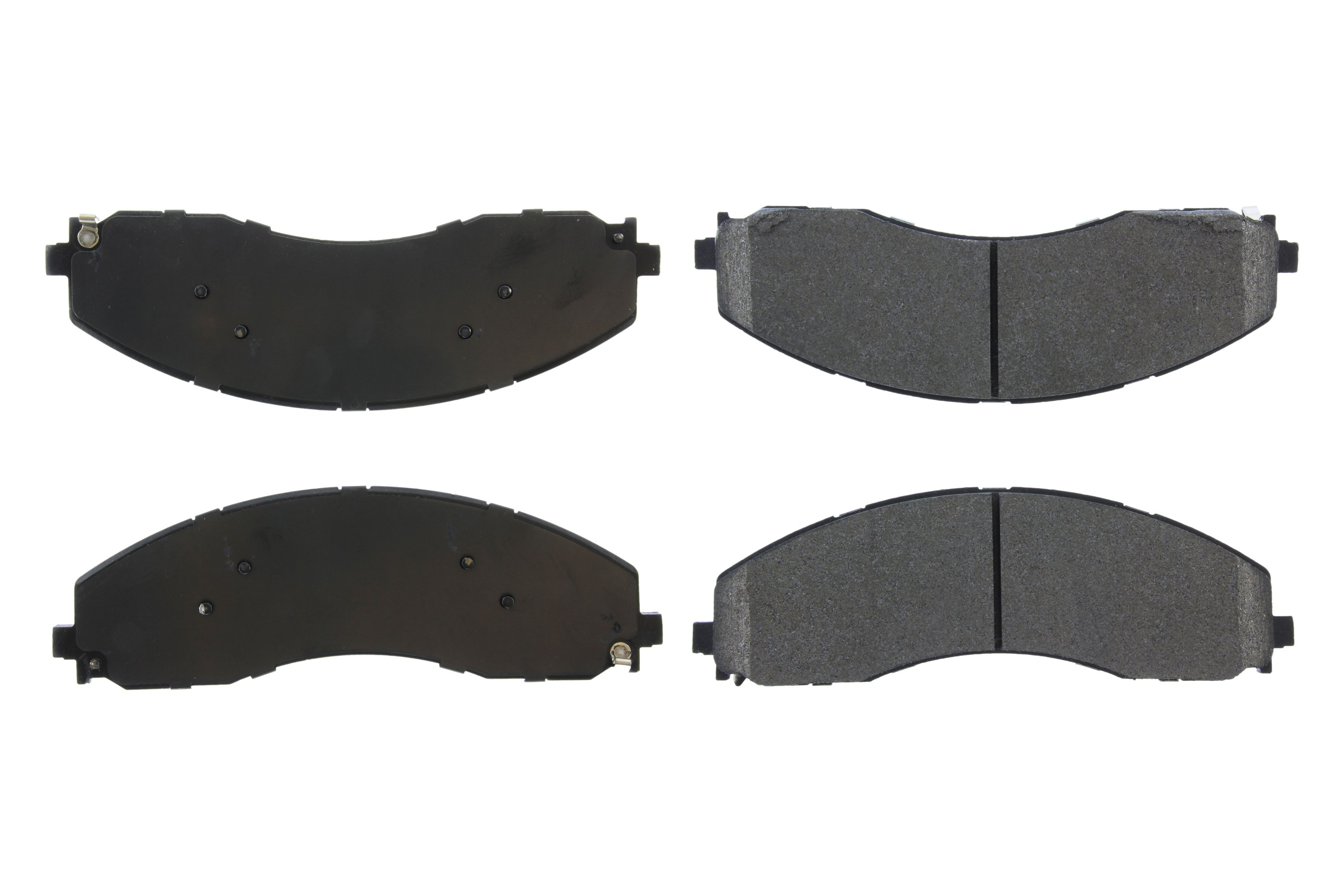 Centric Parts 106.05030 106 Series Posi Quiet Semi Metallic Brake Pad