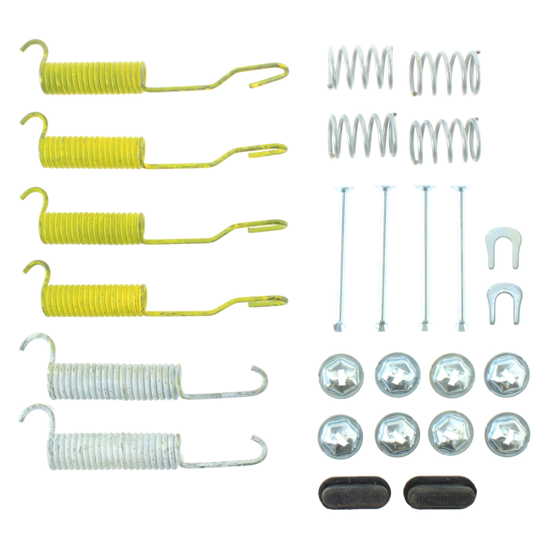 Centric Parts Rear Drum Brake Hardware Kit 118.56002