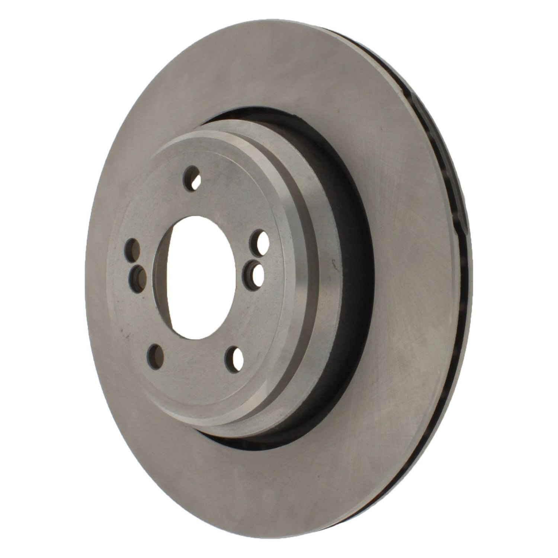 Centric Parts 121.34054 C-Tek Standard Brake Rotor