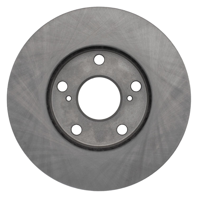 Centric Parts 121.66032 C-Tek Standard Brake Rotor