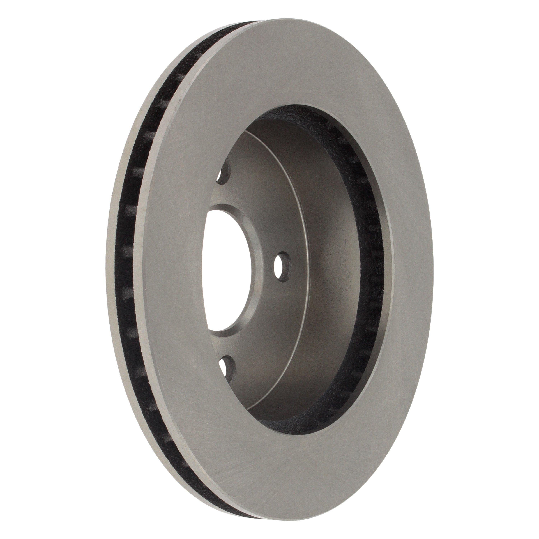 Centric Parts 121.61023 C-Tek Standard Brake Rotor