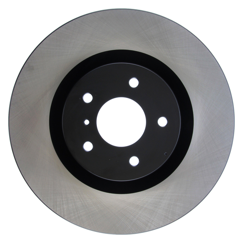 Centric 125.42076 Front Disc Brake Rotor-High Carbon Alloy Brake Disc-Preferred